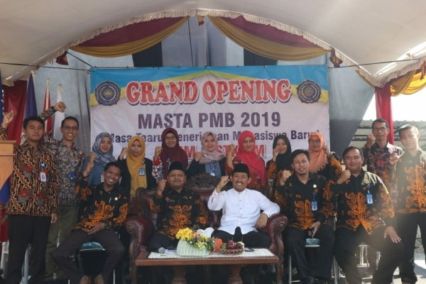 Grand Opening Masa Taaruf (Masta) di kampus STAI dan STKIP Muhammadiyah Blora