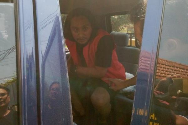 Terpidana kasus narkotika, Tri Cahyono Jati diamankan tim Kejaksaan Negeri Blora