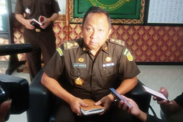 Asisten Pidana Khusus Kejaksaan Tinggi Jawa Tengah, Ketut Sumedana (sumber: RRI)