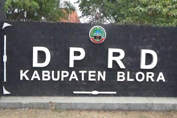 Kantor DPRD kabupaten Blora