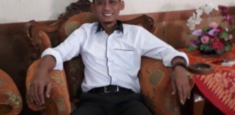 Anggota fraksi Demokrat-Hanura DPRD Blora, Iwan Krismiyanto
