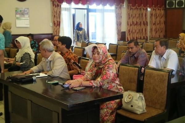 Kunjungan kerja DPRD Blora Kota Malang, Kamis (09/06)