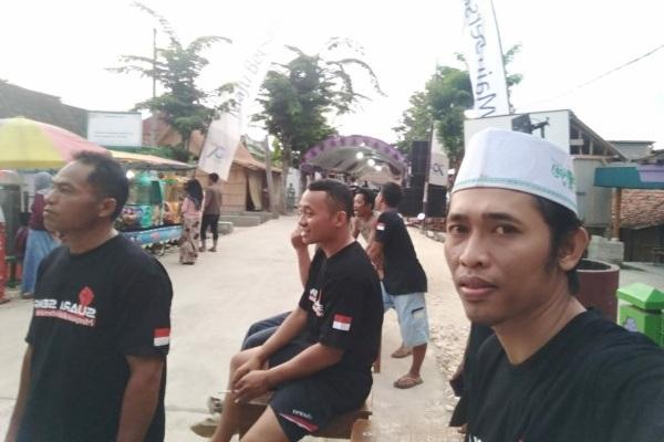Persiapan Maulud Nabi di Desa Sempu Kecamatan Kunduran Kabupaten Blora