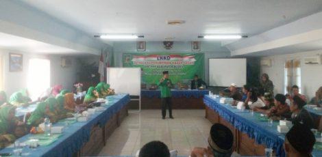 Latihan Kepemimpinan Kader Dasar (LKKD) DPC PPP Kabupaten Blora