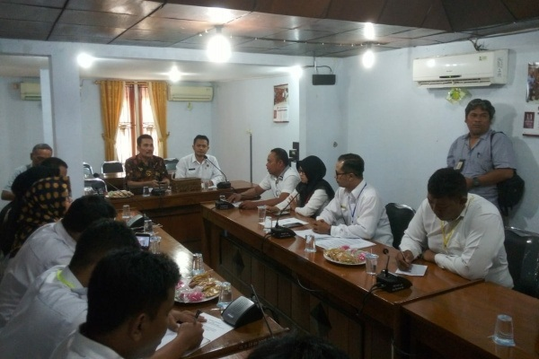 Audiensi Paguyuban GTT/PTT ke DPRD Kabupaten Blora