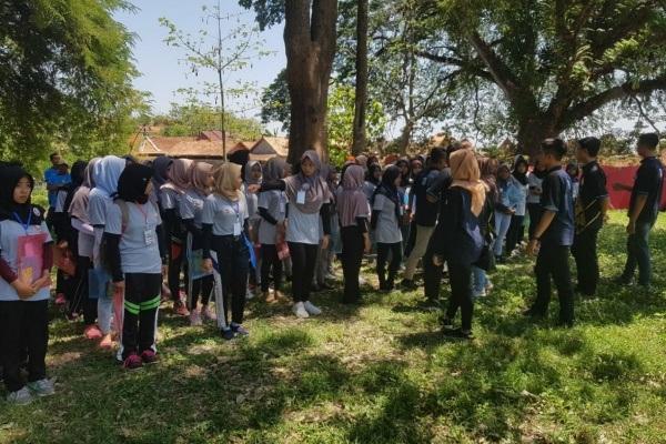 Jambore PIK-R di Bumi Perkemahan Kajengan Kecamatan Todanan Kabupaten Blora