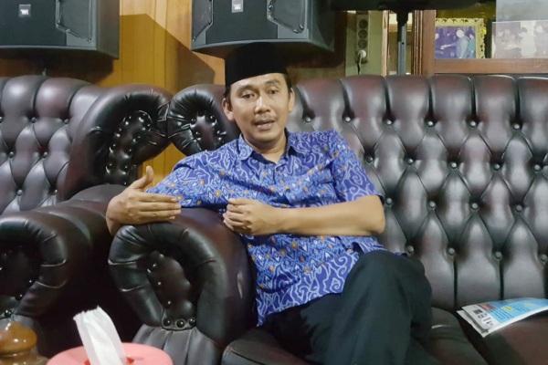 Ketua Asosiasi Pemerintah Desa Seluruh Indonesia (Apdesi) Kabupaten Blora, Agung Heri Susanto