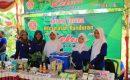 Karang Taruna Kecamatan Kunduran dalam Bulan Bakti Karang Taruna Kabupaten Blora di Kebun Durian Dusun Nglawungan Desa Tunjungan Kecamatan Tunjungan