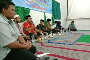 TAHUN BARU TANPA FOYA-FOYA, MAHASISWA GELAR REFLEKSI AKHIR TAHUN