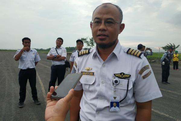 Pilot pesawat King Air PK-CAC, Wahyudi