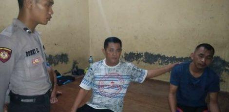 Pelaku pembobolan KUA Jepon, Sudarmadi (30) diamankan Unit Reskrim Polsek Jepon Polres Blora