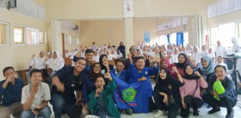 Impara Goes To School 2020 di SMK PGRI Blora