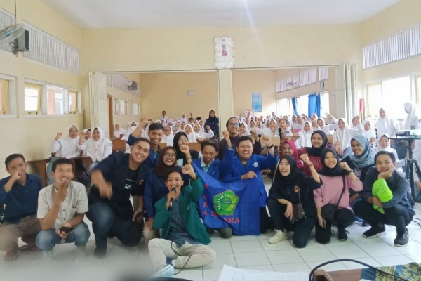 Impara Goes To School 2020 di SMK PGRI Blora