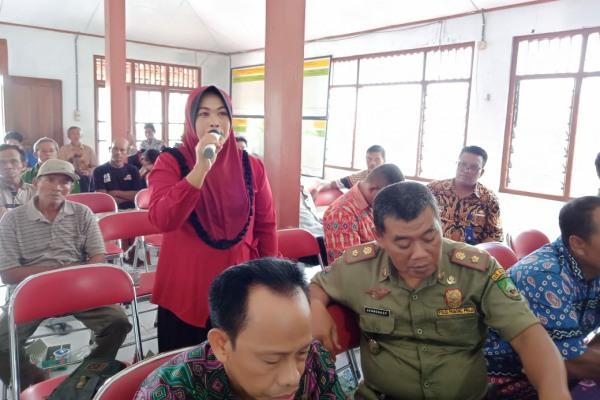 Sosialisasi penertiban pemanfaatan aset di Waduk Tempuran