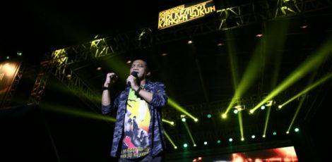 Penyanyi Campursari berjuluk Godfather of Brokenheart, Didi Kempot