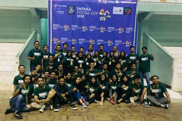 Impara Futsal Cup 2020 di GOR Kridosono Blora