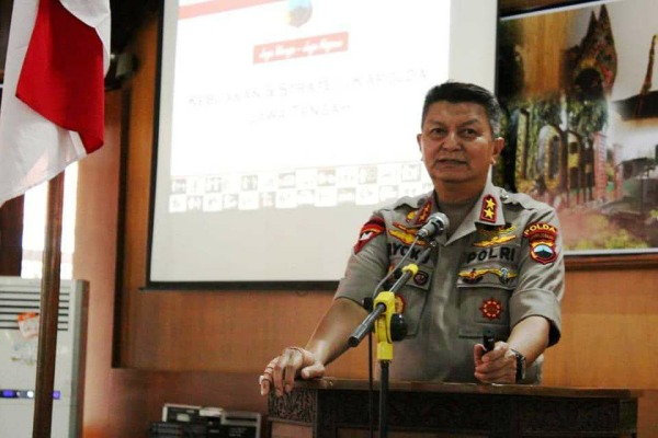 Kapolda Jateng, Irjen Rycko Amelza Dahniel
