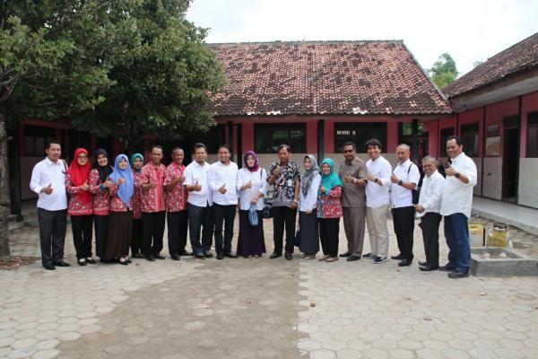 Kunjungan Komisi D DPRD ke SD Negeri 3 Banjarejo