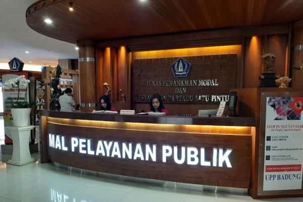 Kunjungan Kerja Pemkab Blora ke Mall Pelayanan Publik (MPP) Kabupaten Badung Provinsi Bali