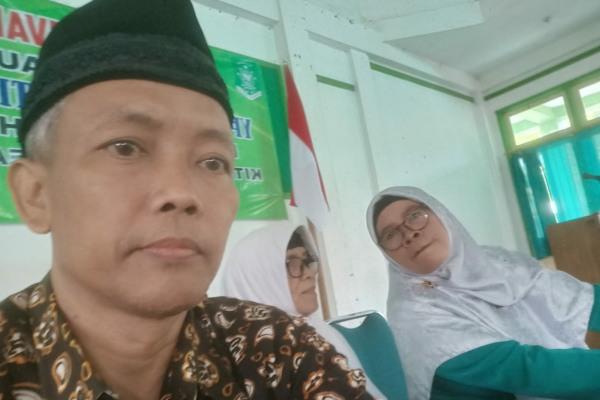 Koordinator orang tua/wali murid SMP/SMA IT IMC Kabupaten Blora, Masngud