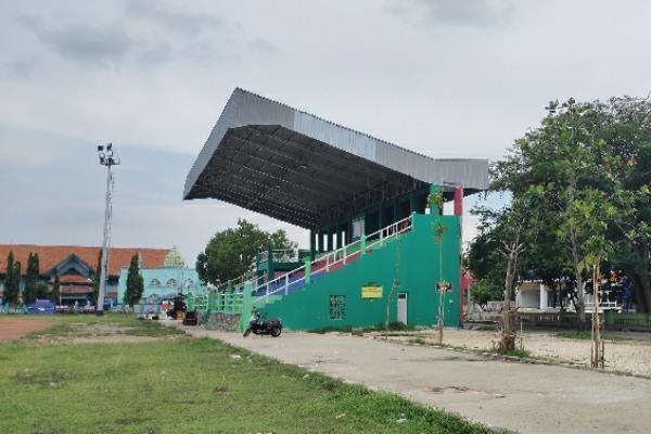 Lapangan Kridosono di Blora Kota, Kabupaten Blora