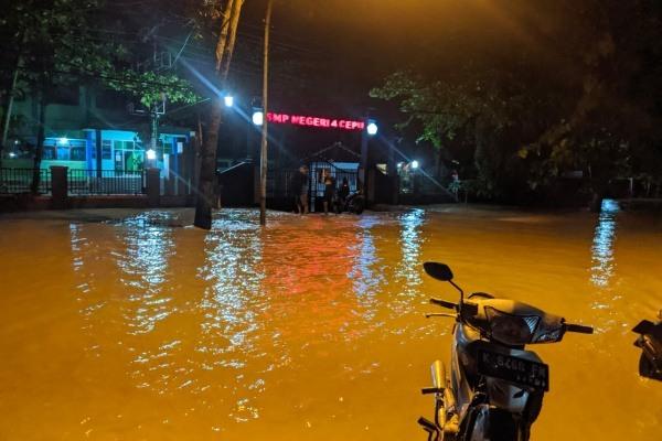 Banjir di Blora