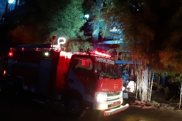 Kebakaran di Pabrik GMM