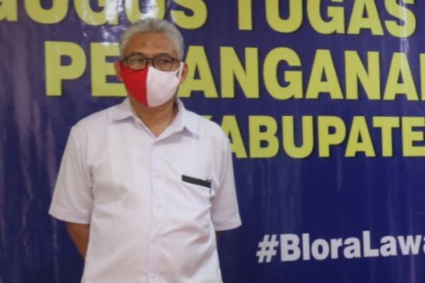 Direktur RSUD dr. R. Soetijono Blora, dr. Nugroho Adiwarso, Sp.OG