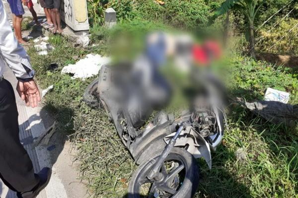 Kecelakaan maut terjadi di ruas jalan Ngawen-Blora,