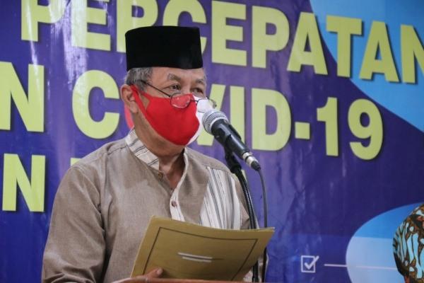 Ketua Umum (MUI) Kabupaten Blora, KH. Muharror Ali