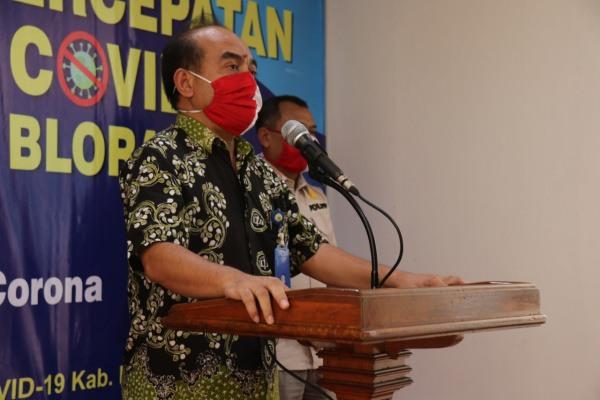 Direktur RSUD Dr. R. Soeprapto Cepu, Fatkhur Rokhim