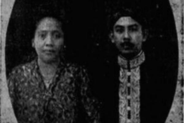 R. T. Moerjono-Djojodigdo en Raden Ajoe