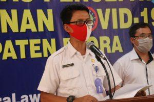Kabid Perencanaan dan Administrasi Pegawai BKD Blora, Tarkun