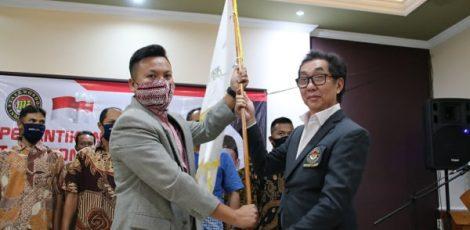 Pelantikan Pengurus Taekwondo Indonesia Kabupaten Blora