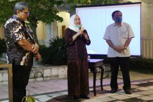 Bupati Bojonegoro, Anna Muawanah, menyatakan dukungan penuhnya terhadap rencana pembukaan penerbangan di Bandara Ngloram Cepu