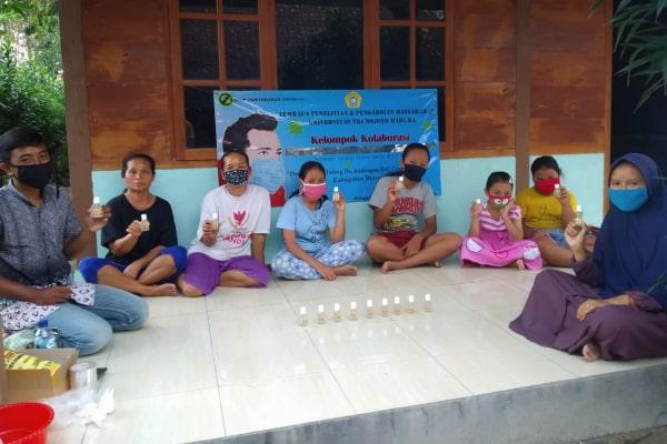 pengabdian masyarakat di Dusun Kedungtalang Desa Kadengan Kecamatan Randublatung