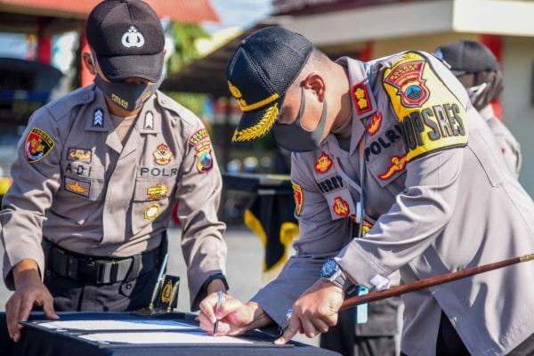 Kapolres Blora AKBP Ferry Irawan