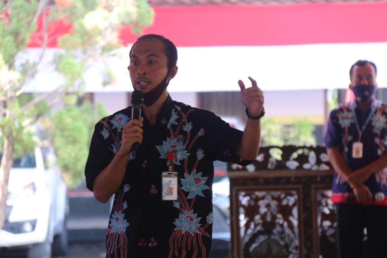 Kepala Dinas Pendidikan, Hendi Purnomo