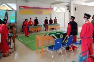 Pimpinan Daerah 077 Tapak Suci Kabupaten Blora gelar Musyawarah Daerah (Musda) yang ke 15