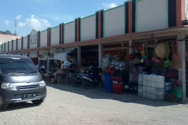 Pasar induk Cepu