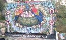 Pengkoljagong mural art