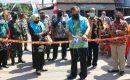 Di dampingi ketua TP PKK Bupati meresmikan 11 Kampung KB di Todanan