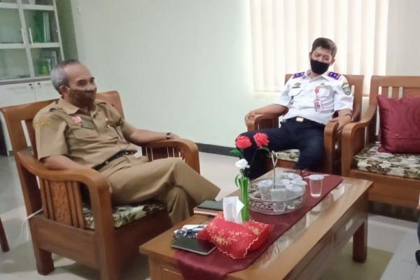 Kunto Aji panggil Plt Kepala BKD Blora Pratikno Nugroho