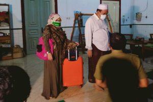 Arief Rohman meninggalkan Rumah dinas wakil Bupati Blora