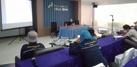 Cepu Field Manager, Afwan Daroni