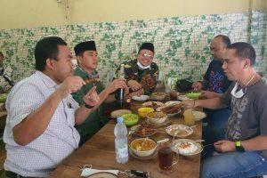 Arief Rohman terima Kunjungan Rombongan dari PP GP Ansor