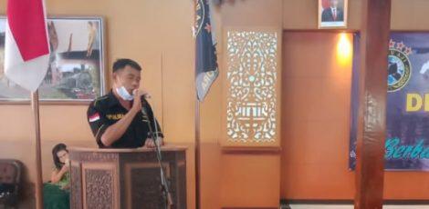 Ketua DPC Lindu Aji Blora, Herman Widya Raharja