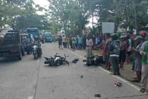 Kecelakaan di jalan Kunduran-Ngawen