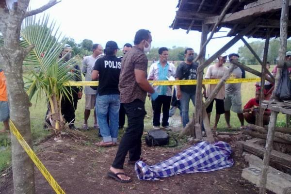 Petani di Cepu meninggal mendadak