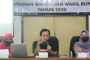 Syaiful Amri,S.IP, anggota KPU Blora Divisi SDM, Sosialisasi, Pendidikan Pemilih, dan Partisipasi Masyarakat